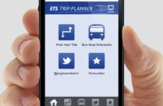 ETS Trip Planner: Mobile