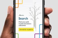 Transfer Alberta Search: Mobile